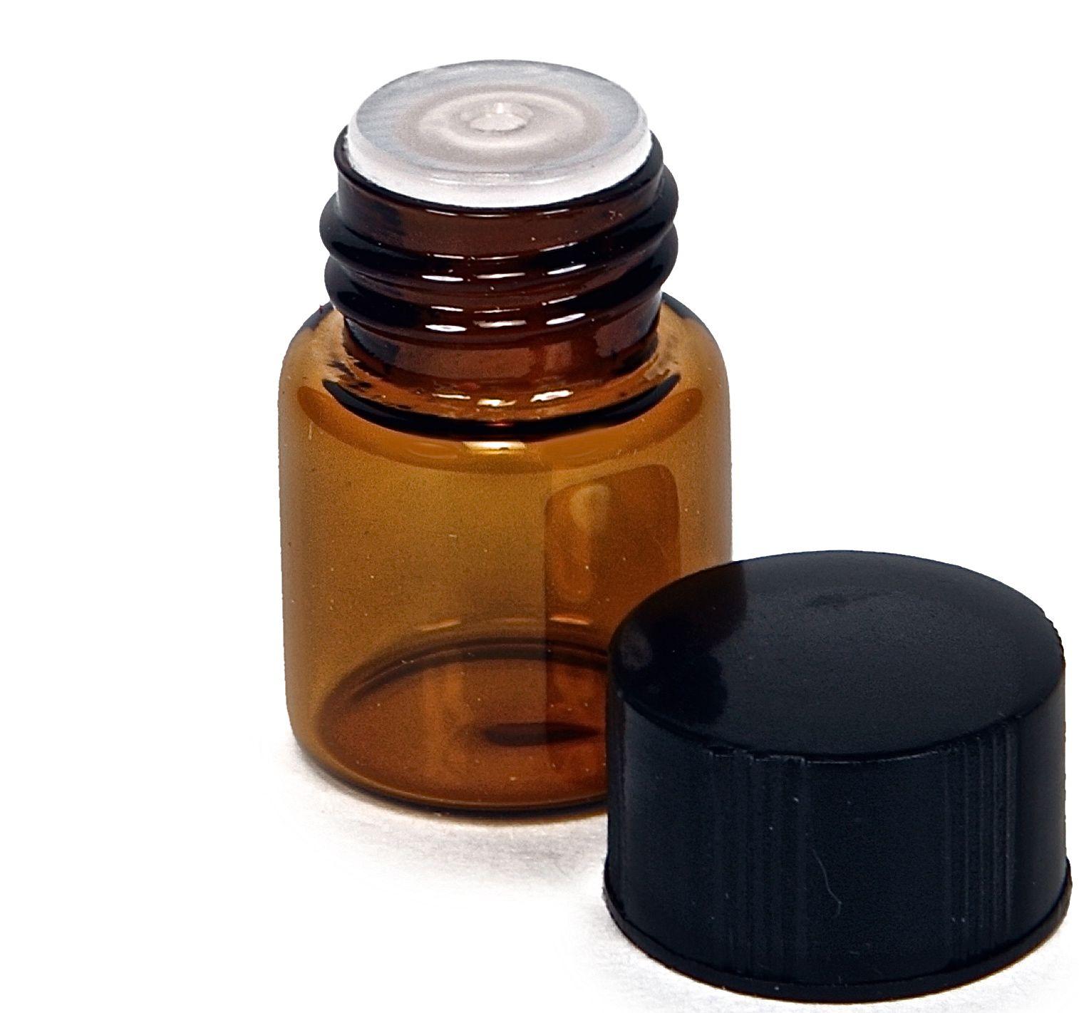 Glass Bottle With Orifice Reducers Vivaplex