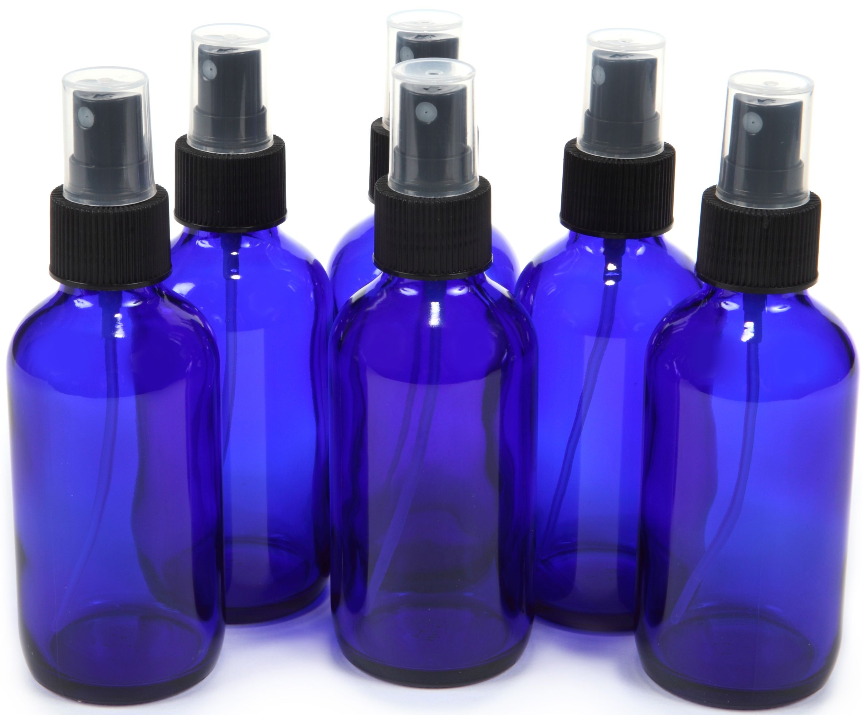 Glass Bottles With Fine Mist Sprayers Vivaplex